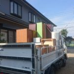 大型家具や冷蔵庫の回収