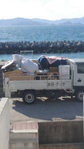 不用品回収、冷蔵庫、ローテーブル、棚各種、小物 他 買取