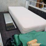 ベッド、マットレスの回収処分