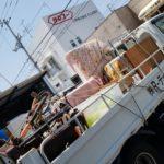 姫原町、引っ越しに伴う不要品回収、洗濯機、レンジ 買取
