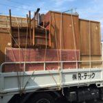 松山市中須賀で大量の不用品回収