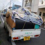 作業員5名での引越しに伴う不用品回収(愛媛県松山市三番町)