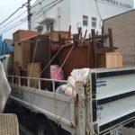 粗大ゴミの回収処分(愛媛県松山市西長戸町)
