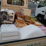 お家の片付けに伴う不用品回収(愛媛県伊予市)