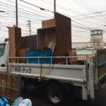 エアコンの処分(松山市志津川)
