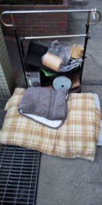 お部屋の片付けゴミ回収処分(松山市高砂)