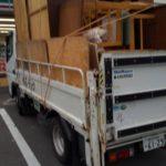 引っ越しに伴う不用品回収(松山市三町)