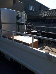不用品回収とガスコンロ等の買取(愛媛県新居浜市)