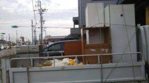 不用品回収(冷蔵庫、製氷機は買取)【西条市壬生川】