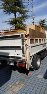 引っ越しに伴う不用品回収とゴミ処分【愛媛県松山市古川北】