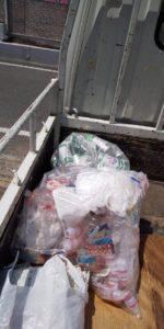 ゴミの回収と処分【松山市千舟町】