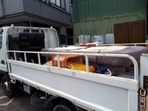 不用品回収(洗濯機、電動ベッド、着物は買取)