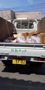 お部屋の不用品とゴミ回収【松山市室町】