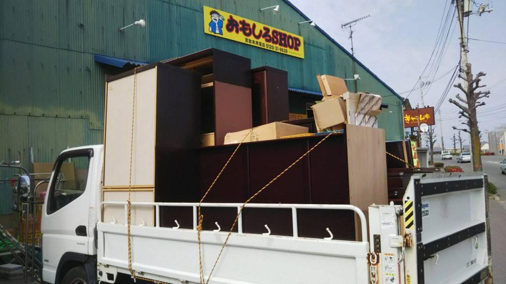 大型家具の回収