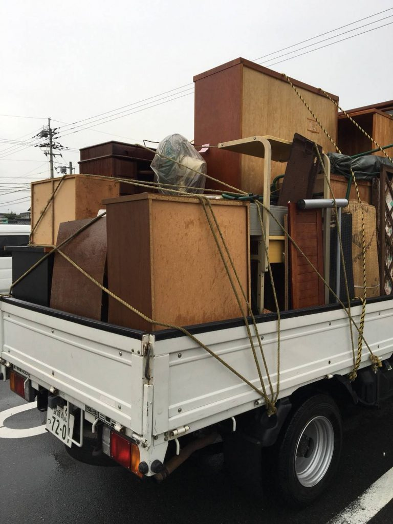 大型家具等回収