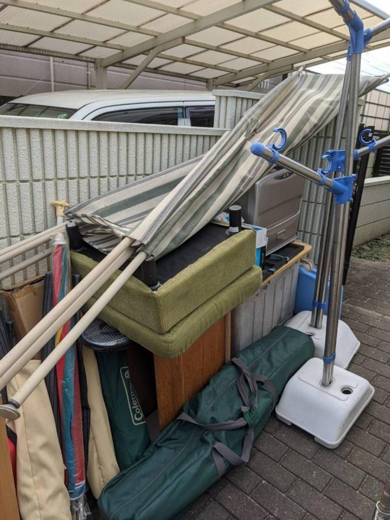 太山寺、引っ越しに伴う不用品回収、リピーター