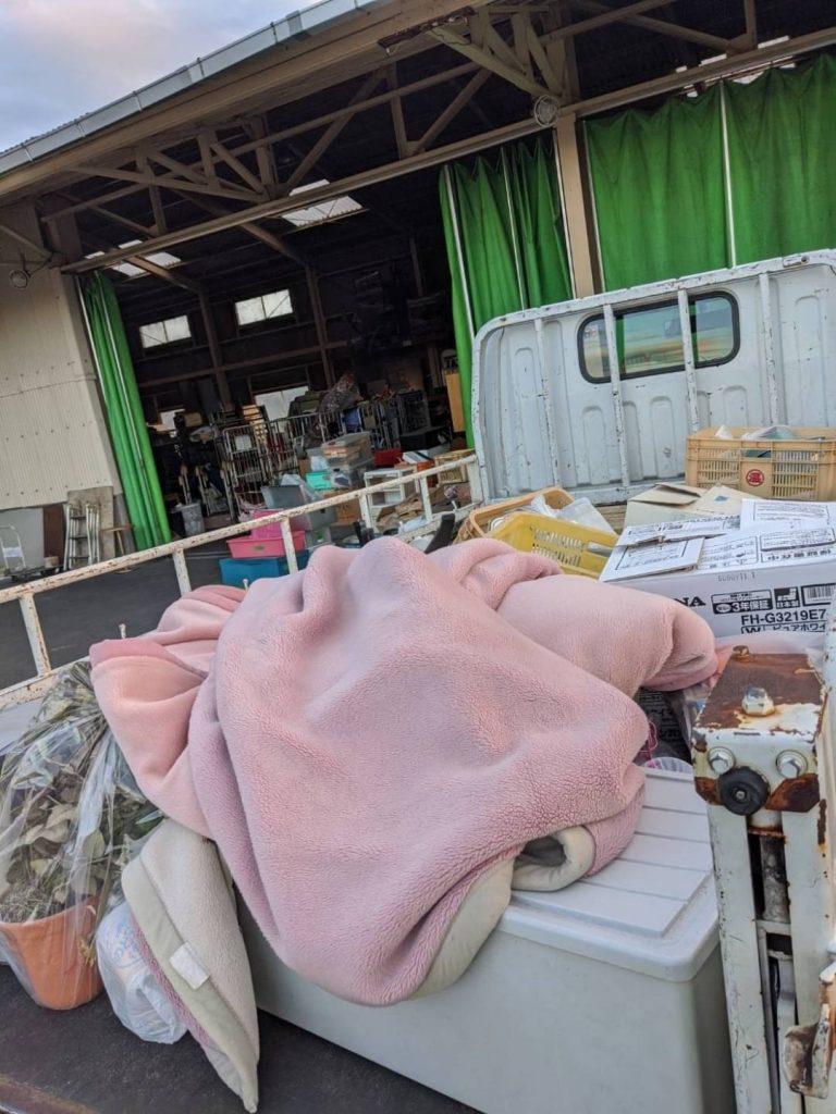 リピート、伊予市宮下、片付けに伴う不用品回収