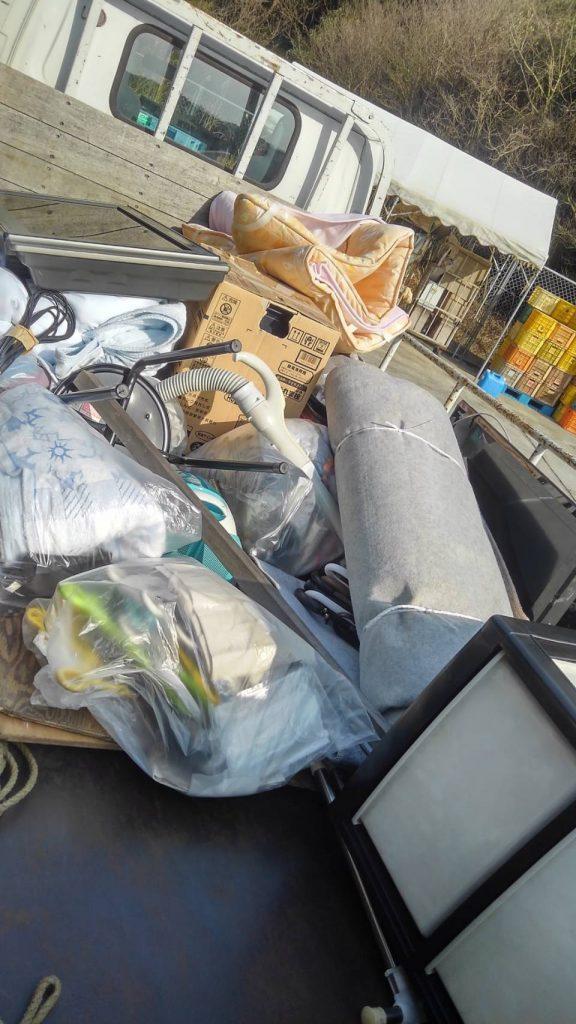 新居浜市、不用品回収